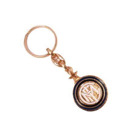 Ключодържател INTER Metal Key Chain Ring 500138