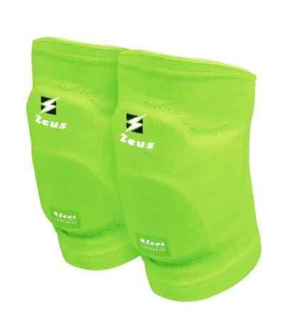 Наколенки ZEUS Ginocchiera Volley Super Verde fluo 507471 Ginocchiera Volley Super