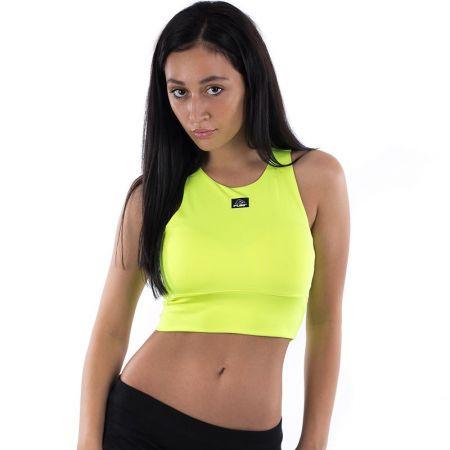 Дамско Бюстие FLAIR Neon Sports Bra 515538 245022