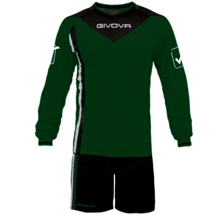 Детски Вратарски Екип GIVOVA Goalkeeper Kit Santiago ML 2610 504693 KITP003