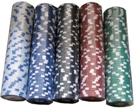 Чипове За Покер MAXIMA Poker Chips 503046 270717 изображение 2