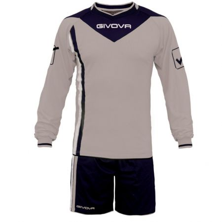 Детски Вратарски Екип GIVOVA Football Kit Santiago ML 2710 504692 KITP003