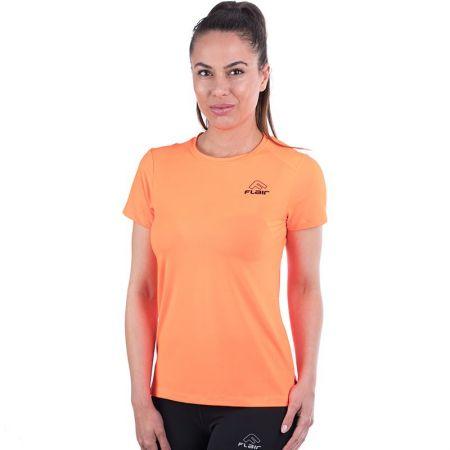 Дамска Тениска FLAIR Poly T-Shirt 515367 275031