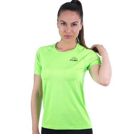 Дамска Тениска FLAIR Poly T-Shirt 515365 275035