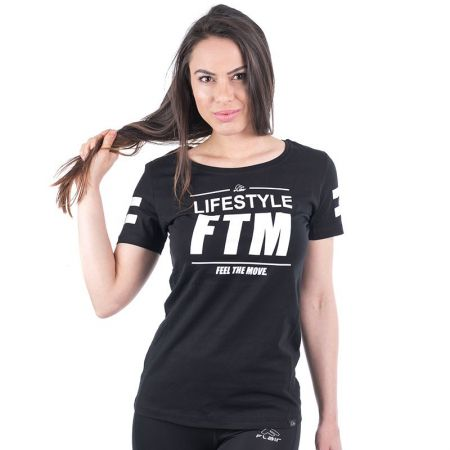 Дамска Тениска FLAIR Lifestyle FTM T-Shirt 515161 276106