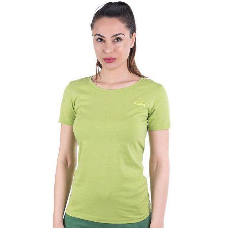 Дамска Тениска FLAIR C-Neck Logo T-shirt 515120 276108