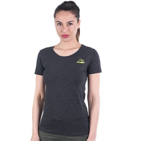 Дамска Тениска FLAIR C-Neck Logo T-shirt 515117 276108