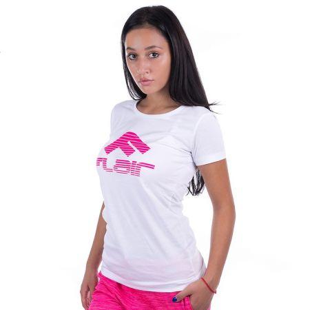 Дамска Тениска FLAIR Pinky Logo T-Shirt 515753 276120