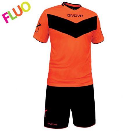Детски Спортен Екип GIVOVA Kit Vittoria Flou 2810 510673 KITT05