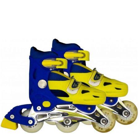 Детски Регулируеми Ролери MAXIMA Adjustable Rollers 300500a 200101