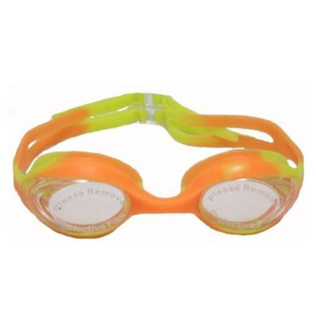 Детски Очила За Плуване MAXIMA Kids Swimming Glasses UV Protection 502766 200423-Orange