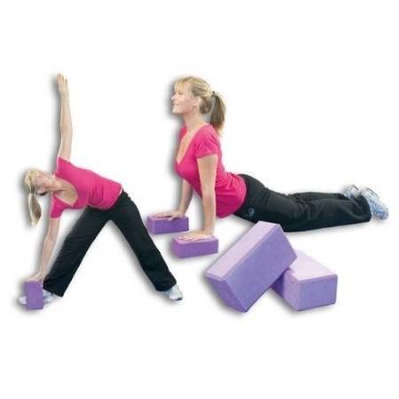 Йога Блок MAXIMA Yoga Block 502226 300015-Blue изображение 2