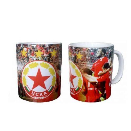 Чаша CSKA Ceramic Mug PKS 501382