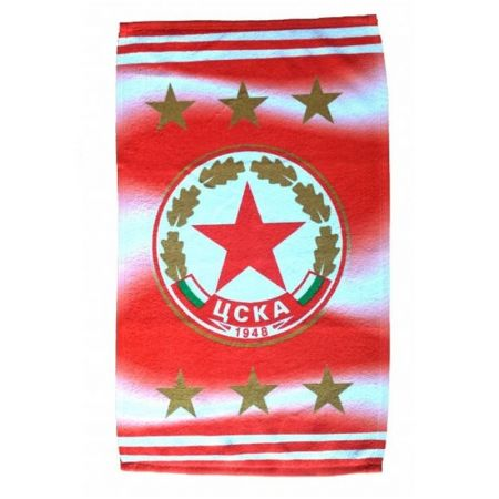 Кърпа CSKA Mini Cotton Towel 501171