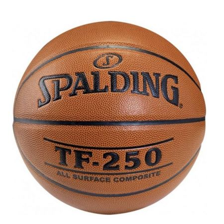 Баскетболна Топка SPALDING TF250 in/out sz.5 401544