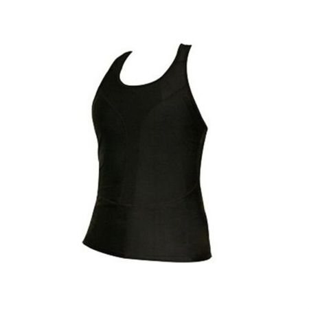 Дамски Потник MORE MILE Triathlon With Pocket Ladies Singlet