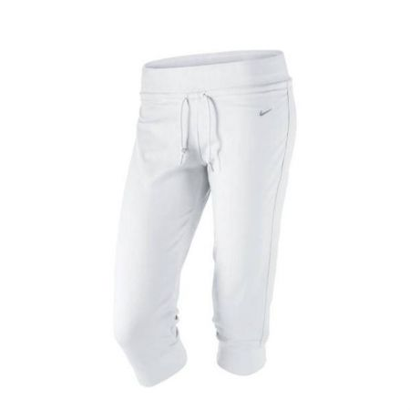 Дамски Къси Панталони NIKE Wmns Jersey Cuffes Capri 200082 419680-101