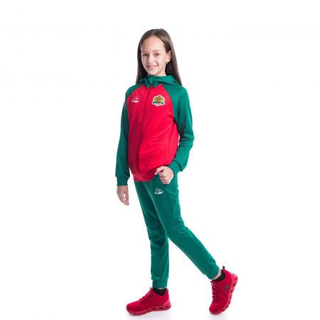 Детски Анцуг FLAIR Official Bulgaria Tracksuit 516198 415009
