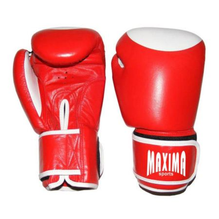 Боксови Ръкавици MAXIMA Boxing Gloves 502547 200783-Red