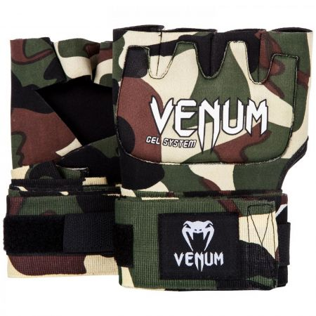 Ръкавици VENUM Kontact Gel Glove Wraps Forest Camo 508011