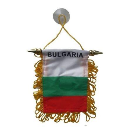 Флаг България MAXIMA Mini Pennant Bulgaria 503247