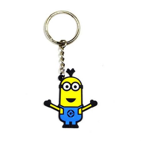 Ключодържател DESPICABLE ME Minion Tim PVC Keyring
