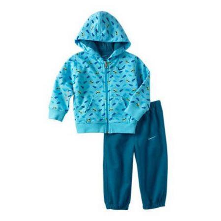 Бебешки Комплект NIKE YA76 Warm Up 300082a 451572-480-Ивко