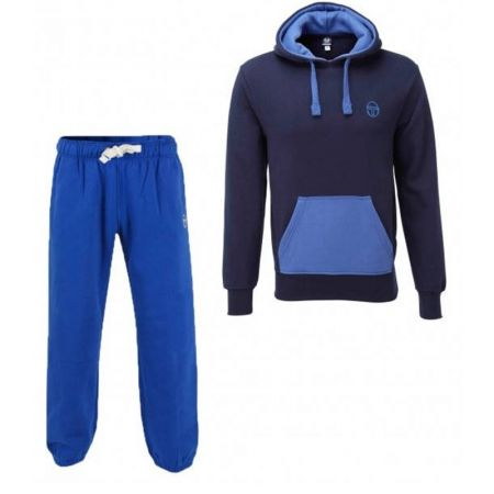 Мъжки Анцуг SERGIO TACCINI Cagnotto Pullover Suit 101218 TTG01650-BLU / TTG01790-NAV