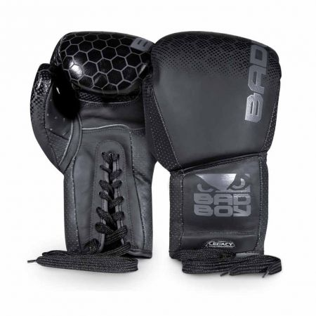 Боксови Ръкавици BAD BOY Legacy 2.0 Boxing Cloves Lace up 510945