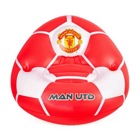 Кресло MANCHESTER UNITED Inflatable Football Chair