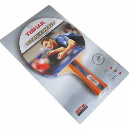 Хилка За Тенис На Маса MAXIMA Tibhar Table Tennis Racket Аpolonia 502199 900307