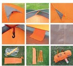 Двуместна Палатка MAXIMA  2 - Person Tent 503912 600105 изображение 3