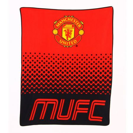 Одеяло MANCHESTER UNITED Fleece Blanket FA 504182 13833