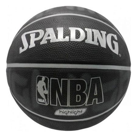 Баскетболна Топка SPALDING 2011 NBA Silver Highlight Series 400968a