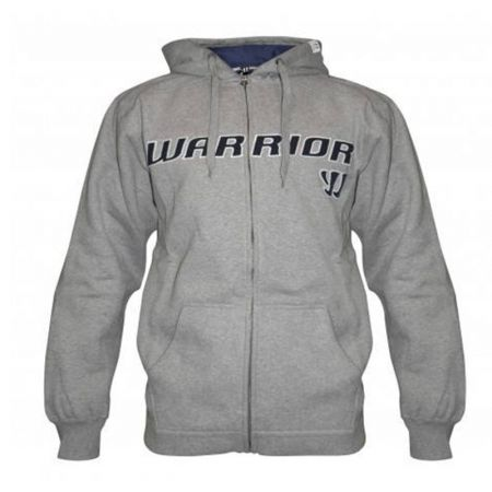 Мъжки Суичър WARRIOR Mojo Zip Up Hoodie 101170 WLT01-Grey