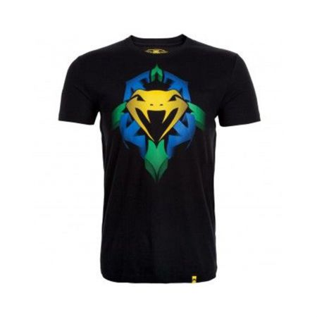 Мъжка Тениска VENUM Snake Shield T-Shirt 508127