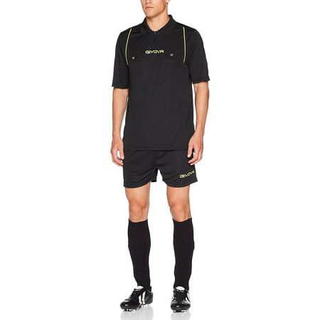 Съдийски Екип GIVOVA Football Kit Guardia ML 1010 504618 KITA03