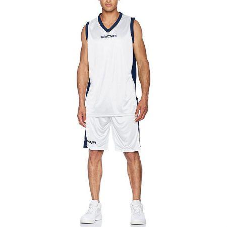 Баскетболен Екип GIVOVA Kit Power 0313 504739  kitb05 изображение 3