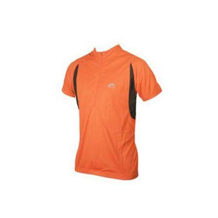 Мъжка Тениска MORE MILE Short Sleeve Mens Cycle Jersey 508394 MM1307