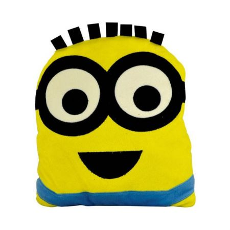 Възглавница DESPICABLE ME Minion Head Shaped Cushion Dave 501334 11477
