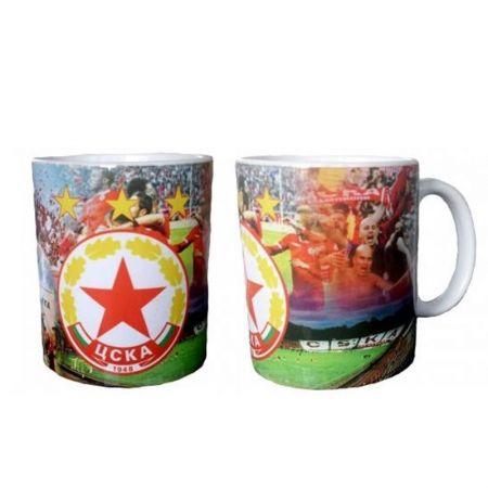 Чаша CSKA Ceramic Mug PKS 501383