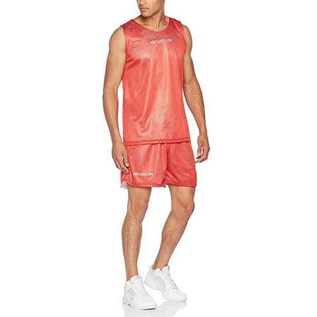 Двулицев Баскетболен Екип GIVOVA Kit Double 1203 505423 kitb03