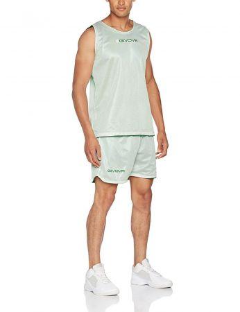 Двулицев Баскетболен Екип GIVOVA Kit Double 1303 504764 kitb03 изображение 4