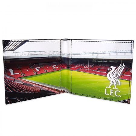 Портфейл LIVERPOOL Panoramic Leather Wallet 500246 m34801lv-2751 изображение 2