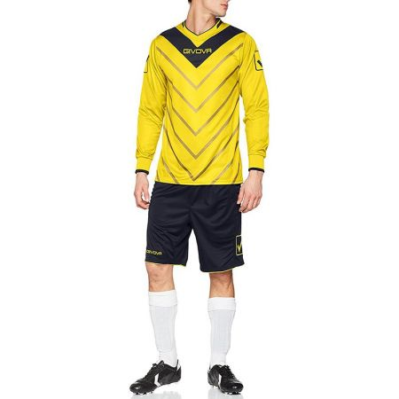 Вратарски Екип GIVOVA Goalkeeper Kit Sanchez ML 0704