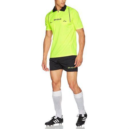 Съдийски Екип GIVOVA Football Kit Guardia 1910 504617 KITA03