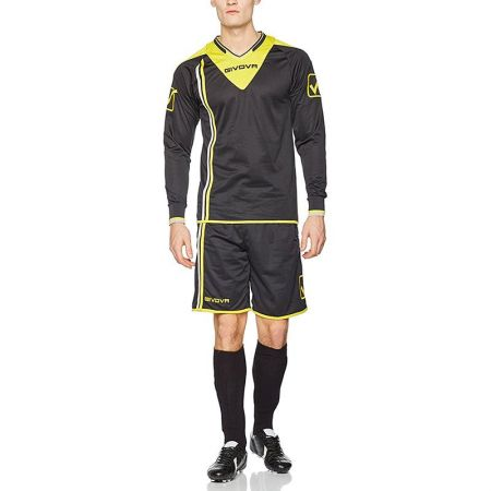 Вратарски Екип GIVOVA Goalkeeper Kit Santiago ML 1007 504689 KITP003