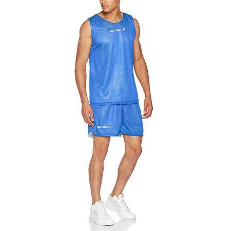 Двулицев Баскетболен Екип GIVOVA Kit Double 0203 504762 kitb03