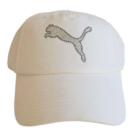 Шапка PUMA Cat Rhinestone Cap 513978 842564-07