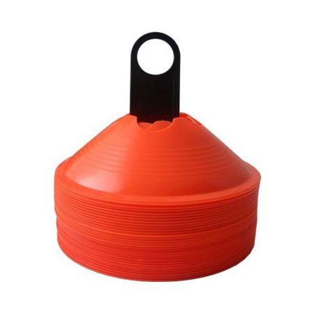 Mеки Конуси MAXIMA Soft Cones 5 Cm/Ø20 Cm 50 Pcs